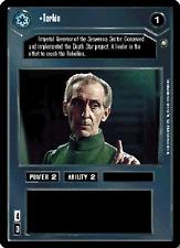 Tarkin [Mint/Near Mint] JEDI PACK PROMO star wars ccg swccg