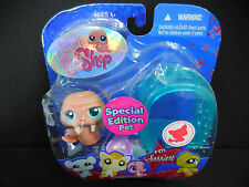 LPS Pet Sassiest Walrus 977 New In Package Special Edition Littlest Pet Shop