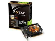 ZOTAC Nvidia GeForce GTX 750 Ti 2GB GDDR5 128-Bit Graphic Card