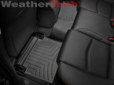 WeatherTec​h Floor Mats FloorLiner for Mazda MAZDA3 - 2014-2017 - 2nd Row- Black