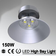 150W LED High Bay Light for Warehouse Mall Gym Industrial Commercial Shop Low