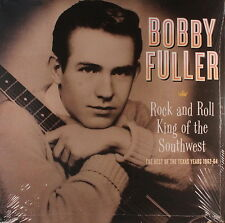 BOBBY FULLER ROCK AND ROLL KING OF THE SOUTHWEST RECORD LP VINYLE NEUF NEW VINYL