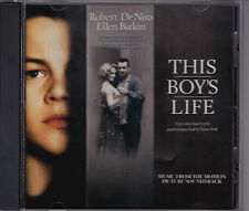 This Boy's Life - Soundtrack - CD (TESSCD003 1993 Castle Australia)