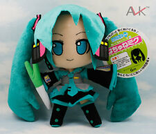 "New Hatsune Miku 9"" Vocaloid Cute Soft Plush Doll Toy"