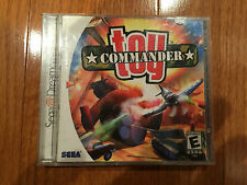 Toy Commander - Dreamcast Game FAST SHIP! GREAT CONDITION! WORKS PERFECT!