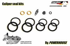 Yamaha TZR 125 R 4DL 91-93 front brake caliper seal repair kit 1991 1992 1993