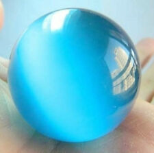Free shipping! 40mm Blue Mexican Opal Sphere, Crystal Ball/Gemstone