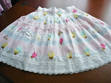 Baby the Stars Shine Bright BTSSB Sweet Lolita Ice Cream Polka Dot Skirt Used