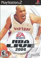 NBA Live 2004 (Sony PlayStation 2, PS2) - BRAND NEW