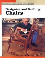 New Best of Fine Woodworking: Designing and Building Chairs (2006, Paperback)