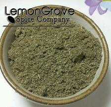 2 oz. Sage Leaf Powder (Salvia officinales)