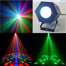 New Music Active Moon Flower LED Stage Lighting Club DJ Party XMAS Disco Lights