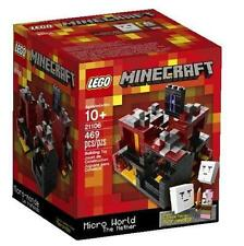 LEGO Minecraft Micro World – The Nether (21106)