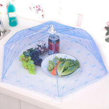 Kitchen Food Umbrellas Covers Picnic Barbecue Party Fly Mosquito Mesh Net Tents