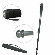 Monopode Telescopique Pied aluminium DynaSun WT1003 Monopod Photo Video avec Sac