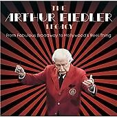 The Arthur Fiedler Legacy: From Fabulous Broadway to Hollywood's Reel Thing-2CD