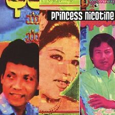 Princess Nicotine - Folk & Pop Music Of Myanmar 1 (2004) - Used - Compact D
