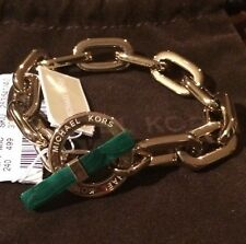 Michael Kors MKJ1970 Gold City Link Toggle Bracelet NIB Retail - $145 LAST ONE!