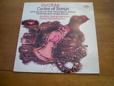 DVORAK - CYCLES OF SONGS  = SUPRAPHON 1121349 STEREO  BLUE LABEL