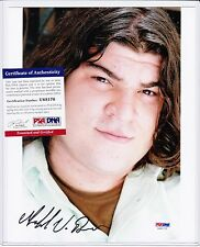 MICHAEL BARRA SIGNED AUTOGRAPH AUTO 8X10 PSA DNA CERTIFIED