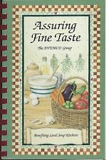 *THE AVEMCO INSURANCE GROUP NATION-WIDE 1997 RARE COOK BOOK *ASSURING FINE TASTE
