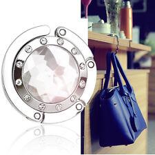 NEU Faltbare Taschenhalter Handtaschenhalter Handtasche Taschenhaken Farbwahl