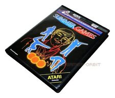 SUMMER GAMES als Diskversion für Atari 400, 800, XL, XE von Rushware