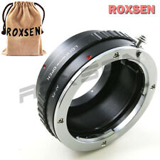 Roxsen Sony Alpha mount AF A lens to Fujifilm X-Pro1 FX camera adapter
