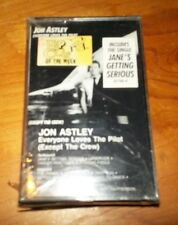 Jon Astley - Everyone Loves The Pilot (Except The Crew) 1987 Cassette SEALED