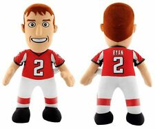 NWT NFL Atlanta Falcons #2 Matt Ryan 14-Inch Plush Doll by Bleacher Creatures