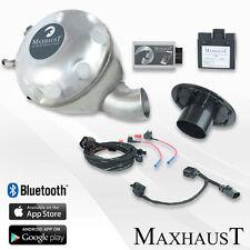Maxhaust Soundbooster SET mit App-Steuerung Volkswagen Tiguan AD1 5N ab 2017