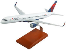 Delta Airlines Boeing 757-200 Winglets Desk Display Jet Model 1/100 ES Airplane
