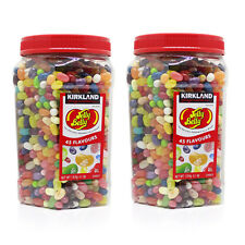 Kirkland Signature Jelly Belly ORIGINALE Gourmet Jelly Beans 1,8 Kg x2