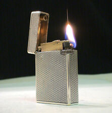 Very Old French Vintage Fuel Lighter ST Dupont Feuerzeug Accendino no Thorens