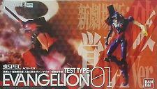 New Bandai Tamashii Spec XS-13 Evangelion EVA-01 Awaking Ver.