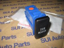 Toyota FJ Cruiser Sub Woofer Subwoofer Button Switch Factory OEM NEW 2007-2011