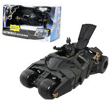 MATTEL BATMAN THE DARK KNIGHT RISES TUMBLER CAR BATMOBILE ACTION FIGURES KID TOY