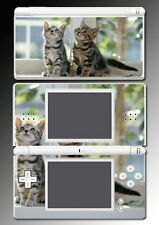 Cat Kitten Kitty Alley Shorthair Cute Pet Skin Cover #2 for Nintendo DS Lite