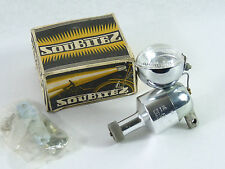 Soubitez Head Light Model 89 W Generator Dynamo Metal Vintage tour Bicycle NOS