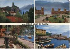 Alte Postkarte - Malcesine Lago di Garda