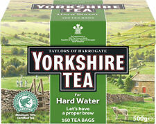 Yorkshire Tea Hard Water Tea Bags 160 Bags