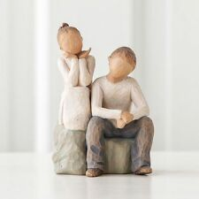 "Free Shipping  Willow Tree ""Brother and Sister"" By Susan Lordi / WILLOW TREE"