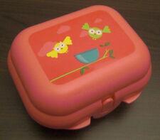 Tupperware A 27 Mini Twin MiniTwin Twindose Zauberhafte Eulen Eule Pink Rosa Neu