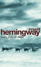 Green Hills of Africa by Ernest Hemingway (Paperback, 1994) New Book