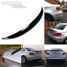 PAINTED 1er ABS BMW E82 Performance 2D REAR TRUNK SPOILER 13 135i #475
