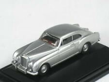 Nice 1/76 Bentley S1 Continental Fastback Silver Oxford Diecast Swansea Wales