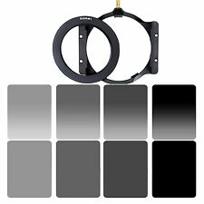 ZOMEI 150*100mm Gradient+Complete ND2,4,8,16 filter+Holder+82mm ring for Cokin Z