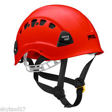 Petzl Vertex Vent Safety climbing helmet - RED, tree surgery, rescue