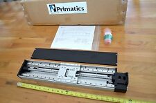 New Primatics PCL50 x400mm Linear Actuator Precision Ground Ballscrew Nema23 CNC