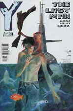 Y The Last Man #34 (NM) `05 Vaughan/ Sudzuka